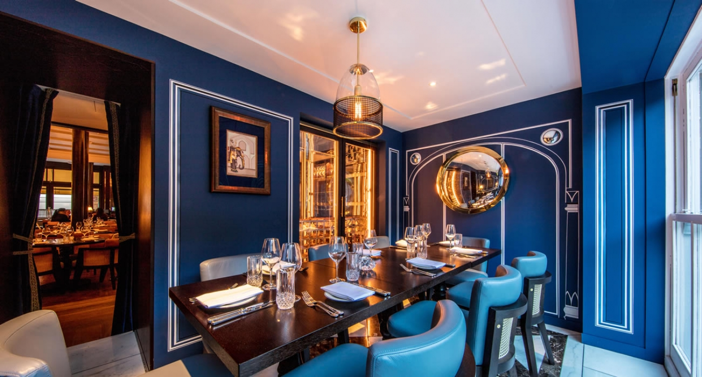 Mayfair private dining for Best private dining rooms mayfair