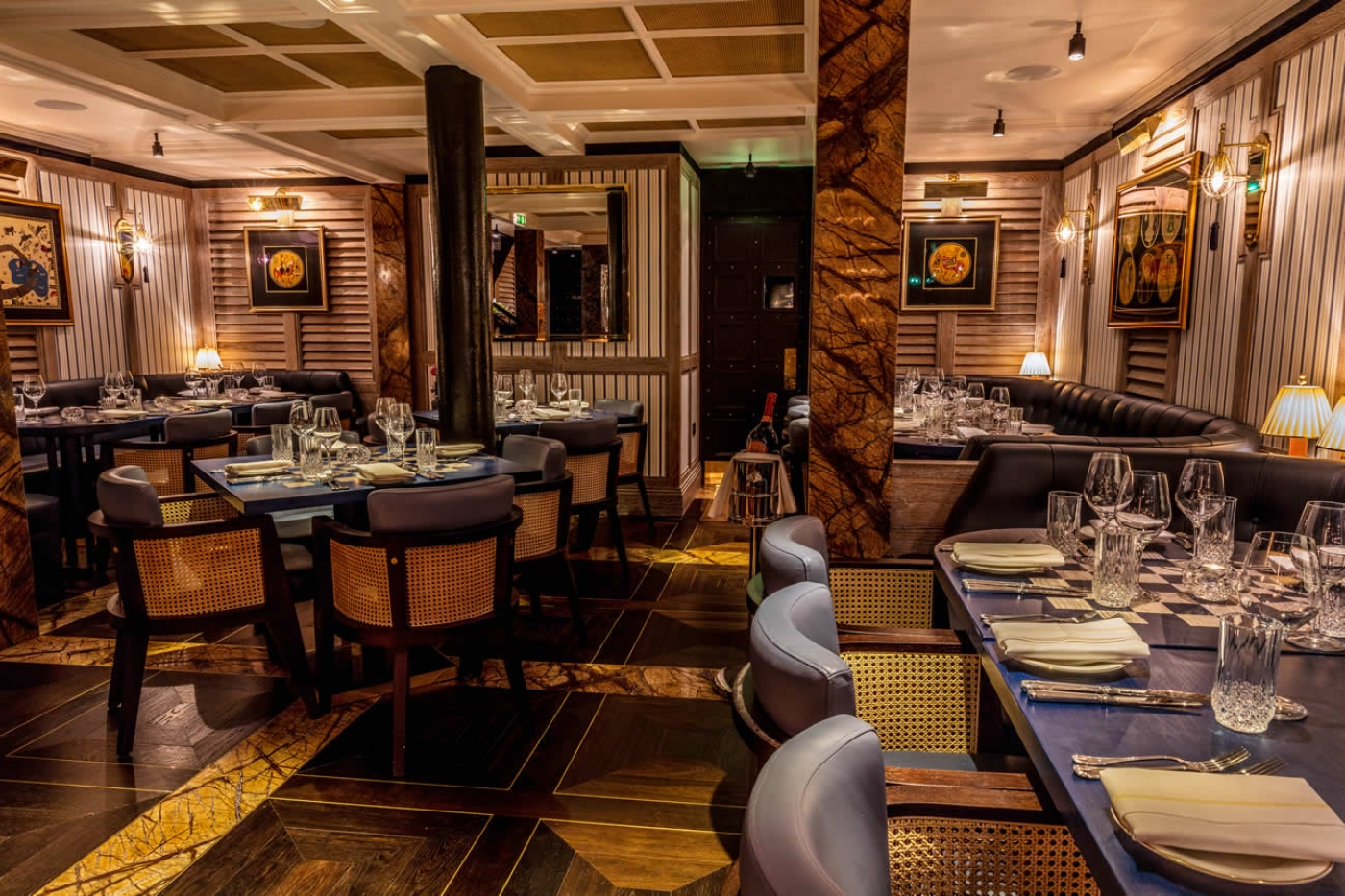The Culinary Jewel Of The Leela Comes To Mayfair Berkeley